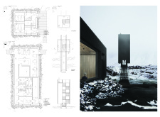 3RD PRIZE WINNER icelandtower architecture competition winners