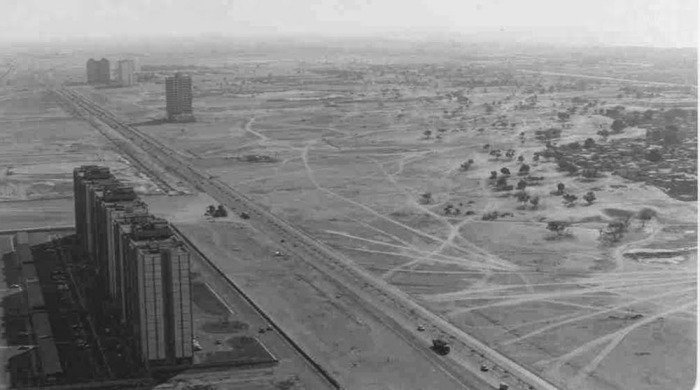 Dubai: A Skyline Full of Skyscrapers
