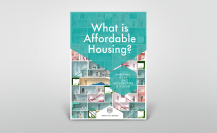 """Dezeen launched a competition for you to win Archhive Books's """"What is Affordable Housing""""!"""