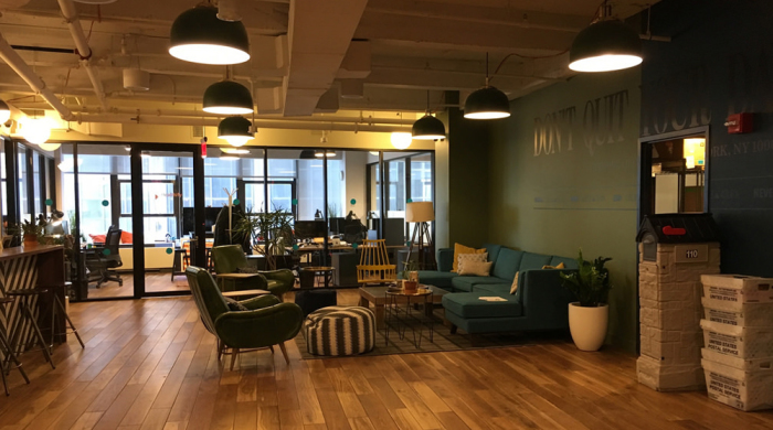 The Growing Popularity Of Coworking Spaces
