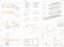 Honorable mention - yogahouse architecture competition winners