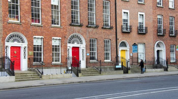 Traditional Irish Architecture