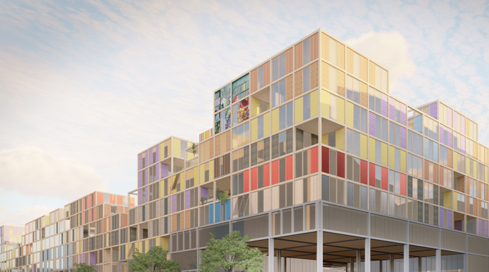 Melbourne Affordable Housing Challenge featured on ARCHITECTUREAU