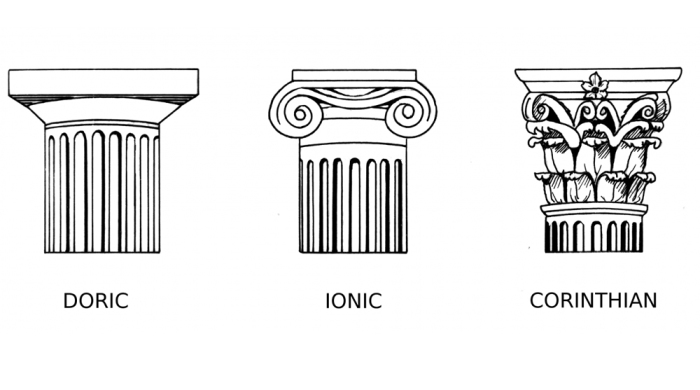 The 3 Orders of Ancient Greek Architecture