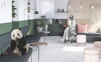 Urban Zoo Coworking Design Challenge