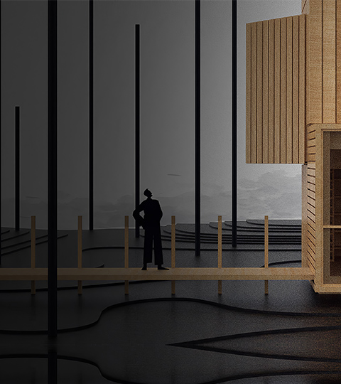 Silent Meditation Forest Cabins Competition Winners
