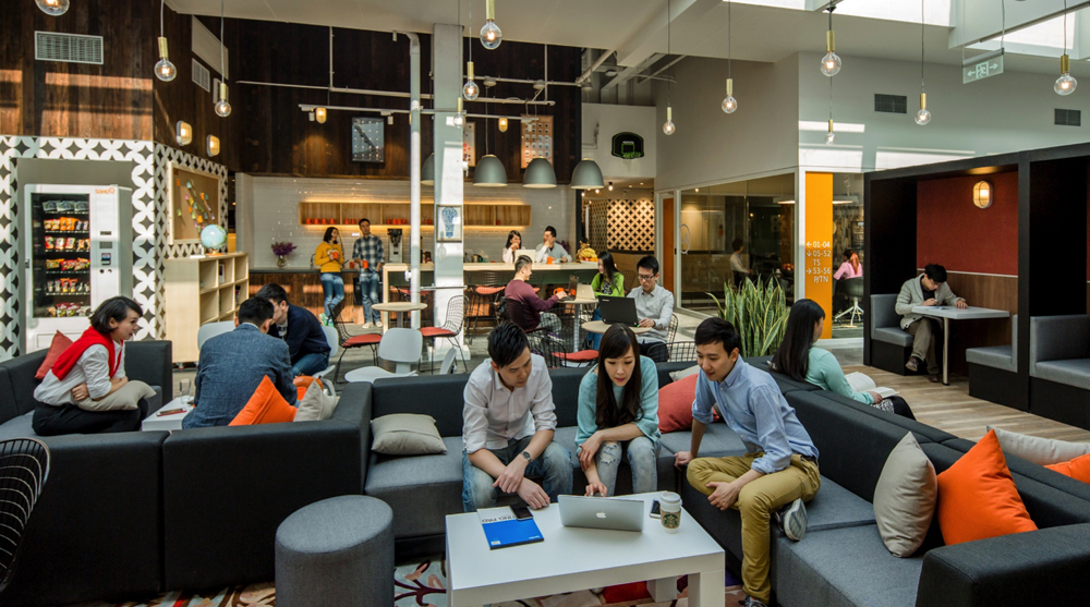 coworking, coworking space, china, freelance, architecture