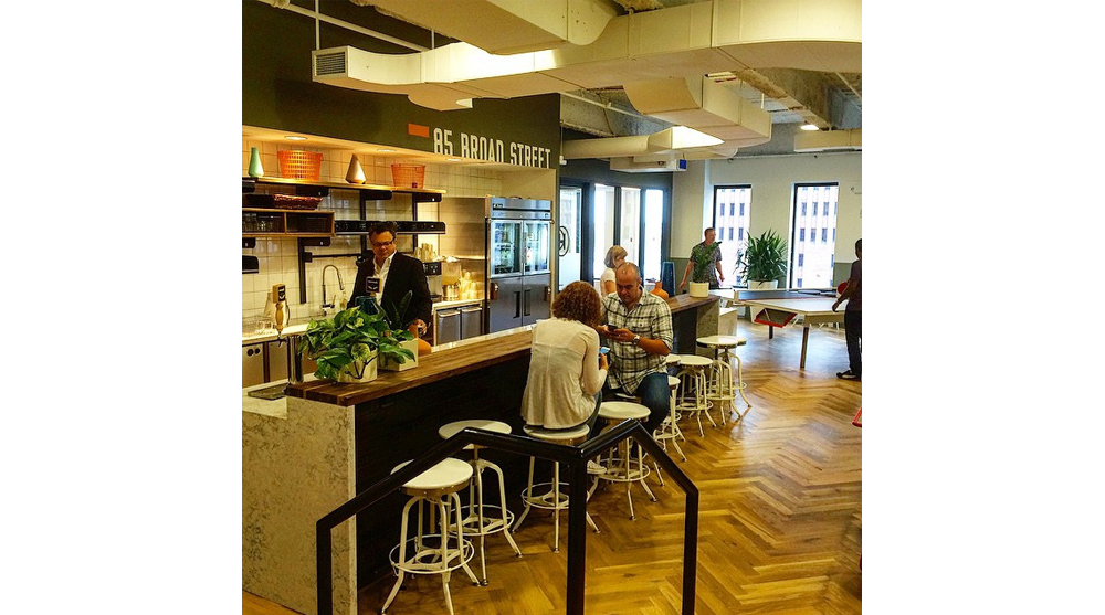 coworking, coworking space, coworking architecture, wework, new york