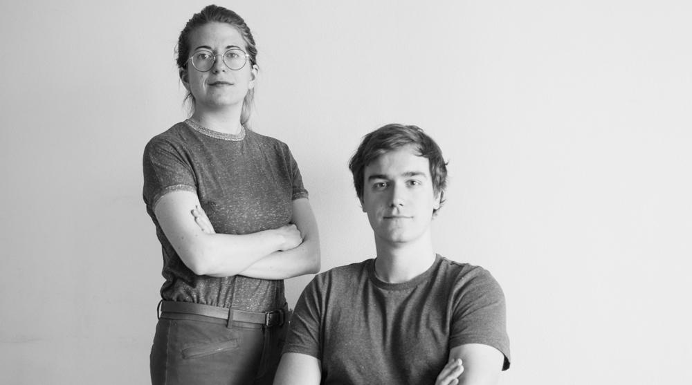 Aubéry de Bretteville and Sophie Ponthieu from France
