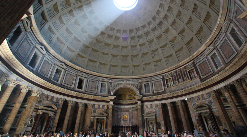 pantheon roman architecture