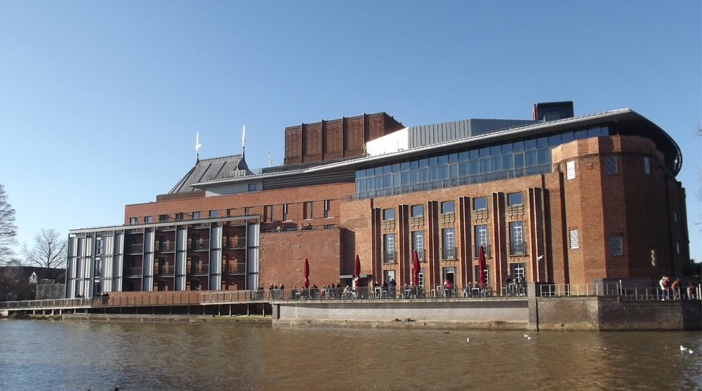 women in architecture competitions royal shakespeare theatre stratford upon avon england